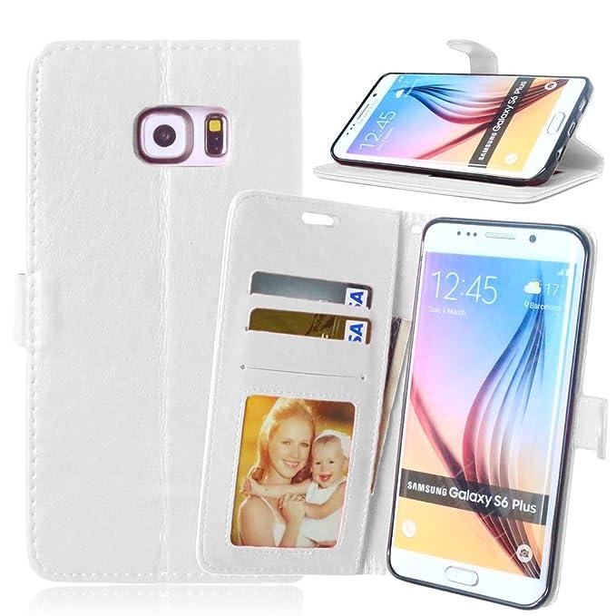 Samsung S6 Edge Plus fubaoda G9280 caso, [gratis cargador ...