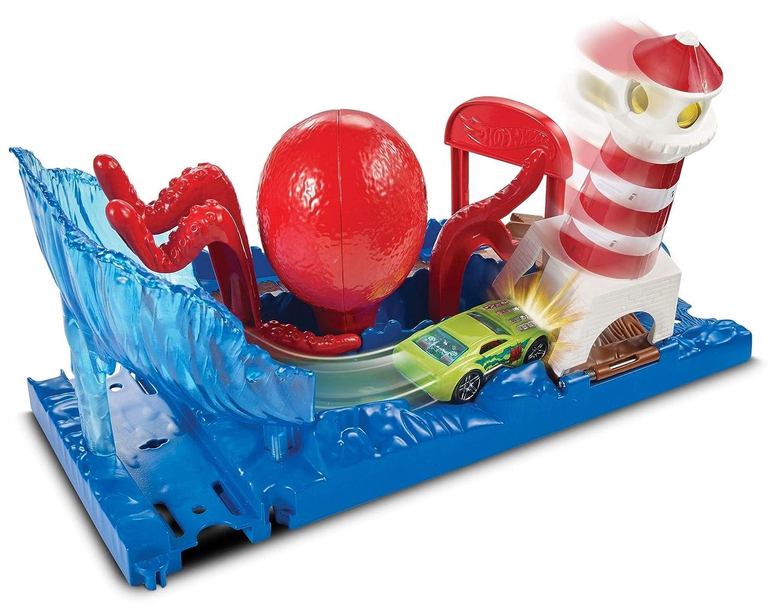 Hot Wheels City Octopus Playset