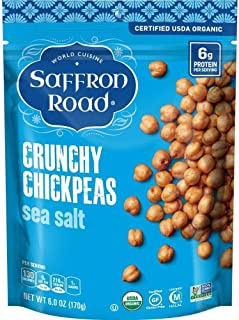 product image for Saffron Road Sea Salt Crunchy Chickpeas