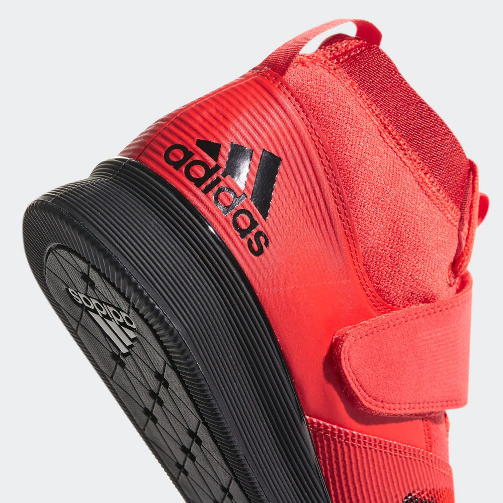 check out 38b07 56a3b Adidas Crazy Power RK Weightlifting Zapatillas - SS19 Amazon.es Zapatos y  complementos