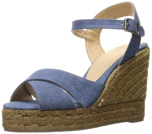d259cf0c868 Castaner Women's Blaudell Espadrille Wedge Sandal