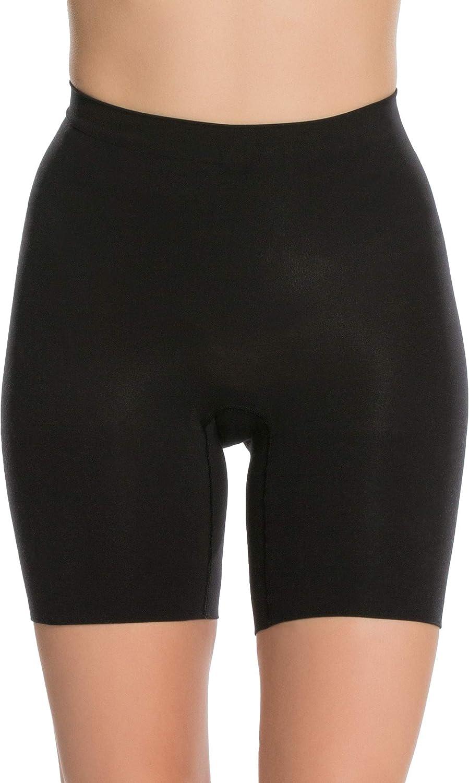 SPANX Shapewear for Women, Tummy Control Power Shorts (Regular and Plus Sizes)
