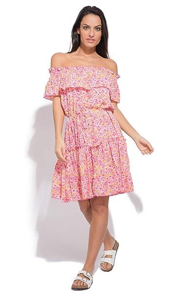 June At Clothing Miss Amazon Perm Pink Women Women's Dress Store nRnZqdS