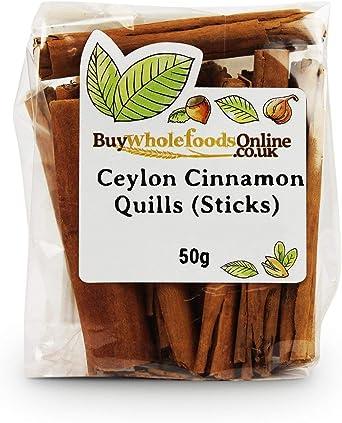 cinnamon sticks diet food