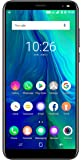 Xifo Ringme Me8 5.99 Inch Display 4G Smartphone Blue (2GB RAM, 16GB Storage) in Gold Colour