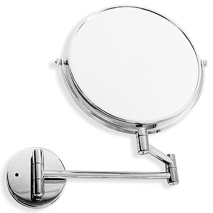 Spiegel Schminkspiegel Kosmetikspiegel Mit Metallgestell