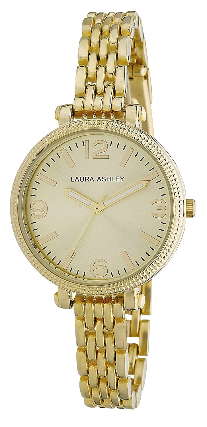 Laura Ashley Damen-Armbanduhr LA31006YG
