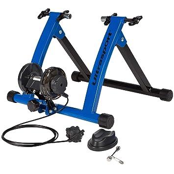 Ultrasport Rodillo para bicicleta con y sin cierre rápido, carga ...