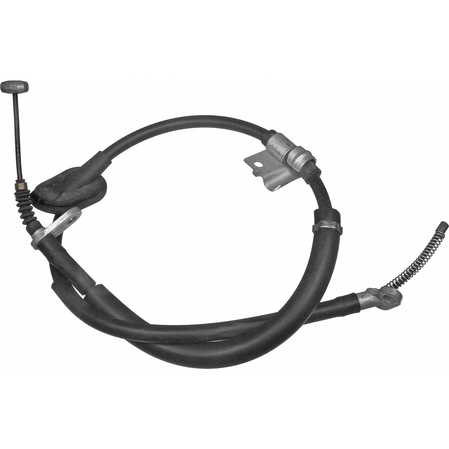 Wagner BC139050 Premium Brake Cable, Rear Left