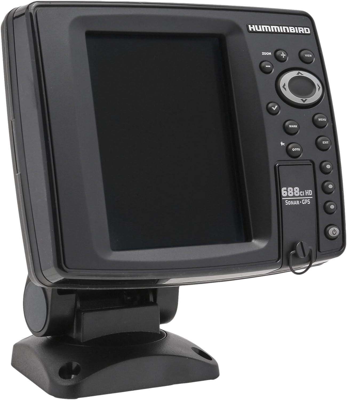 Humminbird 688cxi HD Echolot GPS Combo fijo de montaje: Amazon.es ...