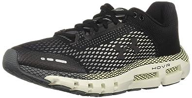 UA W HOVR Infinite Black Running Shoes