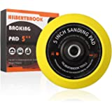 5 Inch Hook and Loop Backing Pad 5'' Backing Plate with 5/8-11 Threads Sanding Pad Angle Grinder Accessories Sanding…