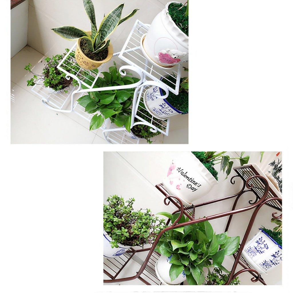 De Flores Soporte Hierro Múltiples Capas Pie Huajia Arte rBWEQdxoCe