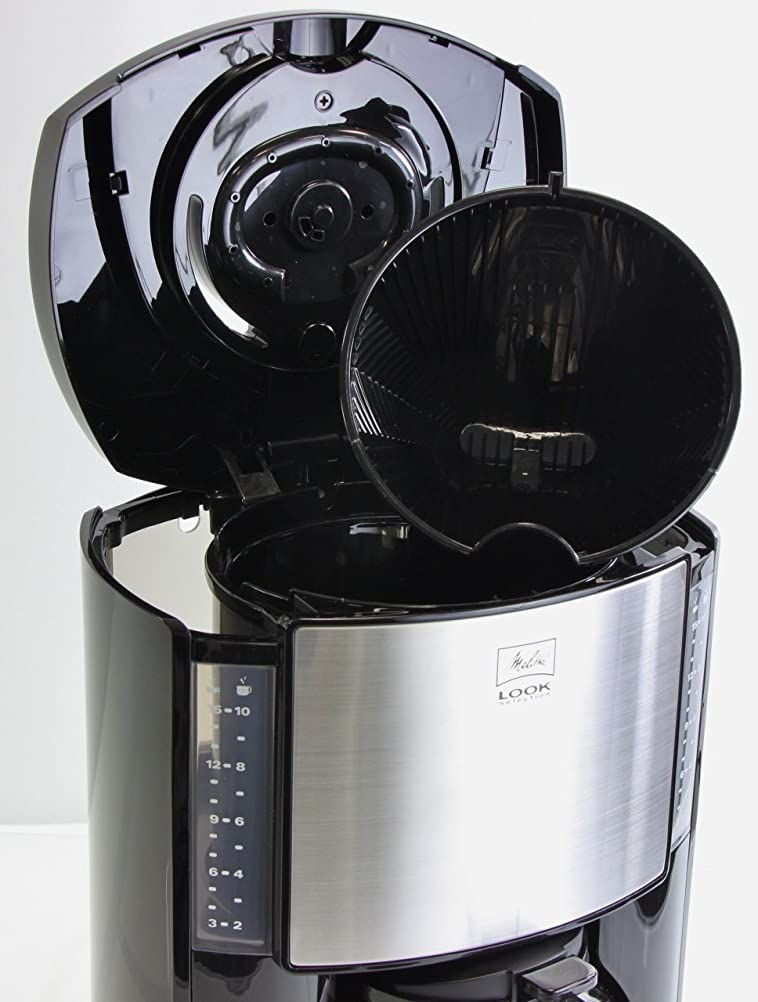 Melitta Look Therm Selection Filter Coffee Maker - Black and ...