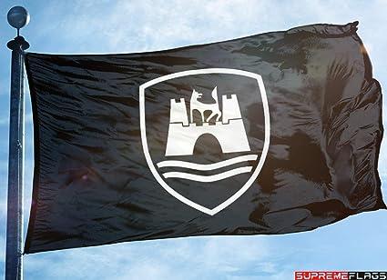 Amazon.com: Volkswagen Wolfsburg bandera bandera bandera ...