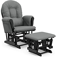 Amazon Best Sellers Best Glider Chairs Ottomans