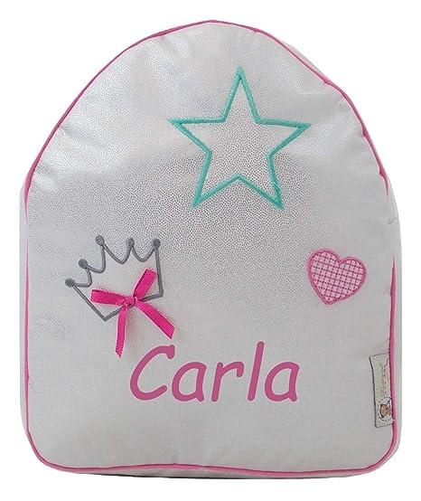 Mochila o Bolsa Infantil lencera Personalizada con Nombre ...