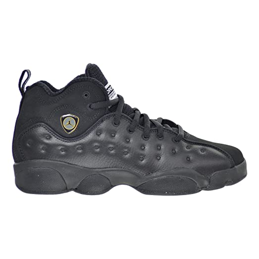 e6df81e06d960c ... clearance jordan jumpman team ii bg big kids shoes black cool grey  white 820273 c9884 fc9fe
