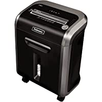 Fellowes Powershred 79Ci 16 Sheet Cross Cut Paper Shredder for the Small or Home Office with 100 Percent Jam Proof, SafeSense and Silent Shred