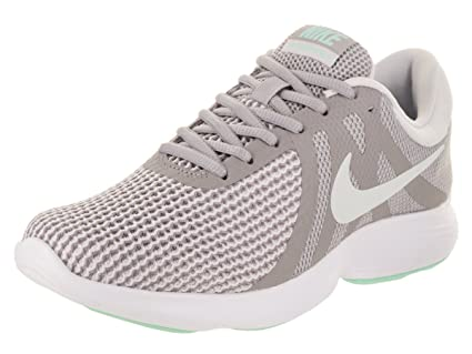 buy online f014a 8a5e5 Image Unavailable. Image not available for. Color  NIKE Women s Revolution  4 Atmosphere Grey ...