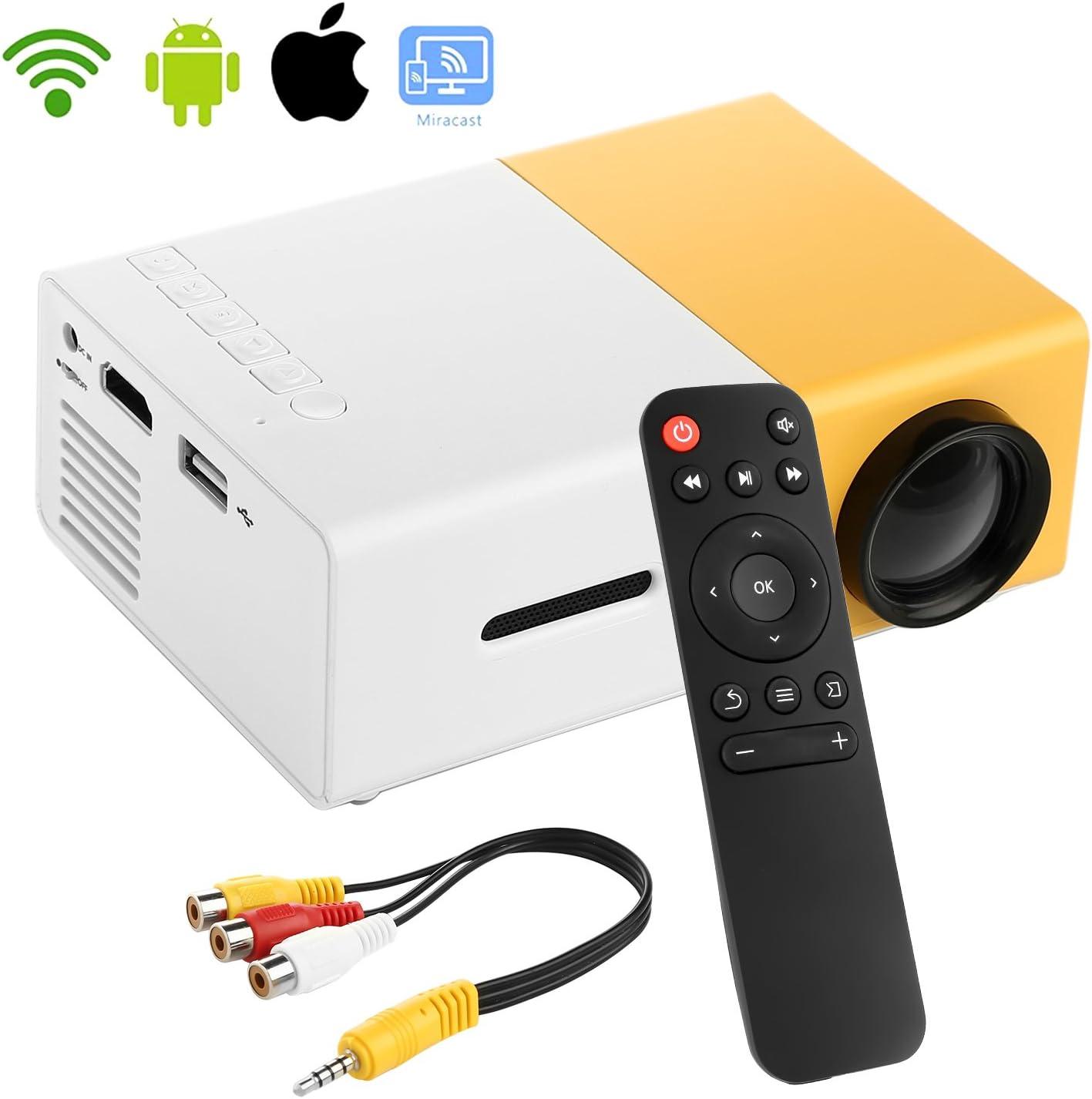 STOGA Mini Projector: Amazon.es: Electrónica