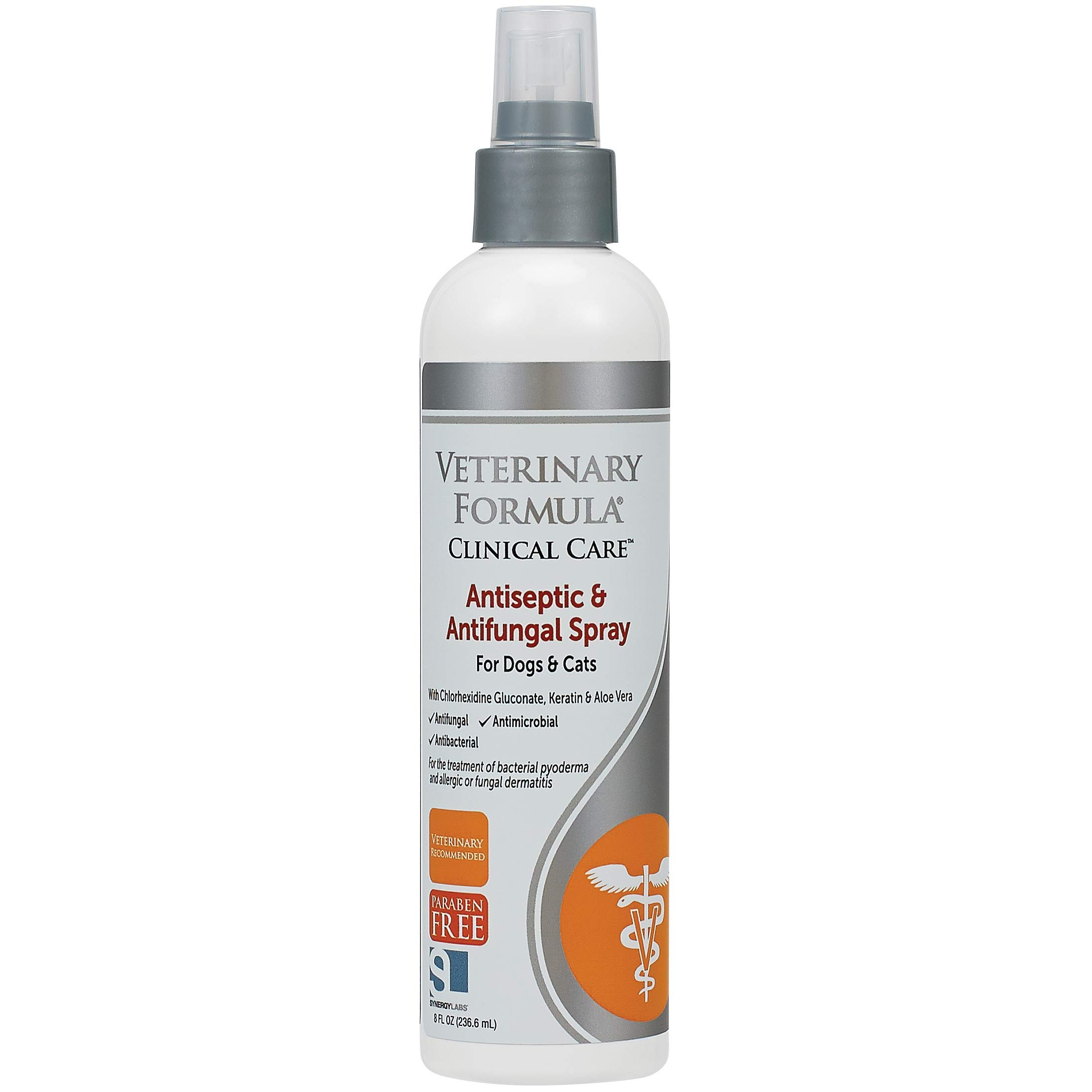 Veterinary Formula Clinical Care Antiseptic and Antifungal Spray/Shampoo for Dogs and Cats
