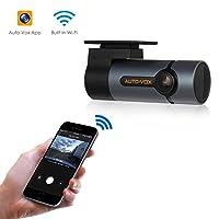 Deals on AUTO-VOX D6 Pro 1080p WiFi Dash Cam Dashboard Camera