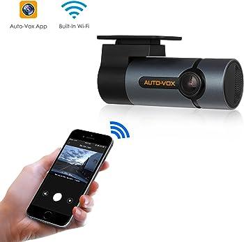 Auto-Vox D6 Pro 1080p WiFi Dashcam