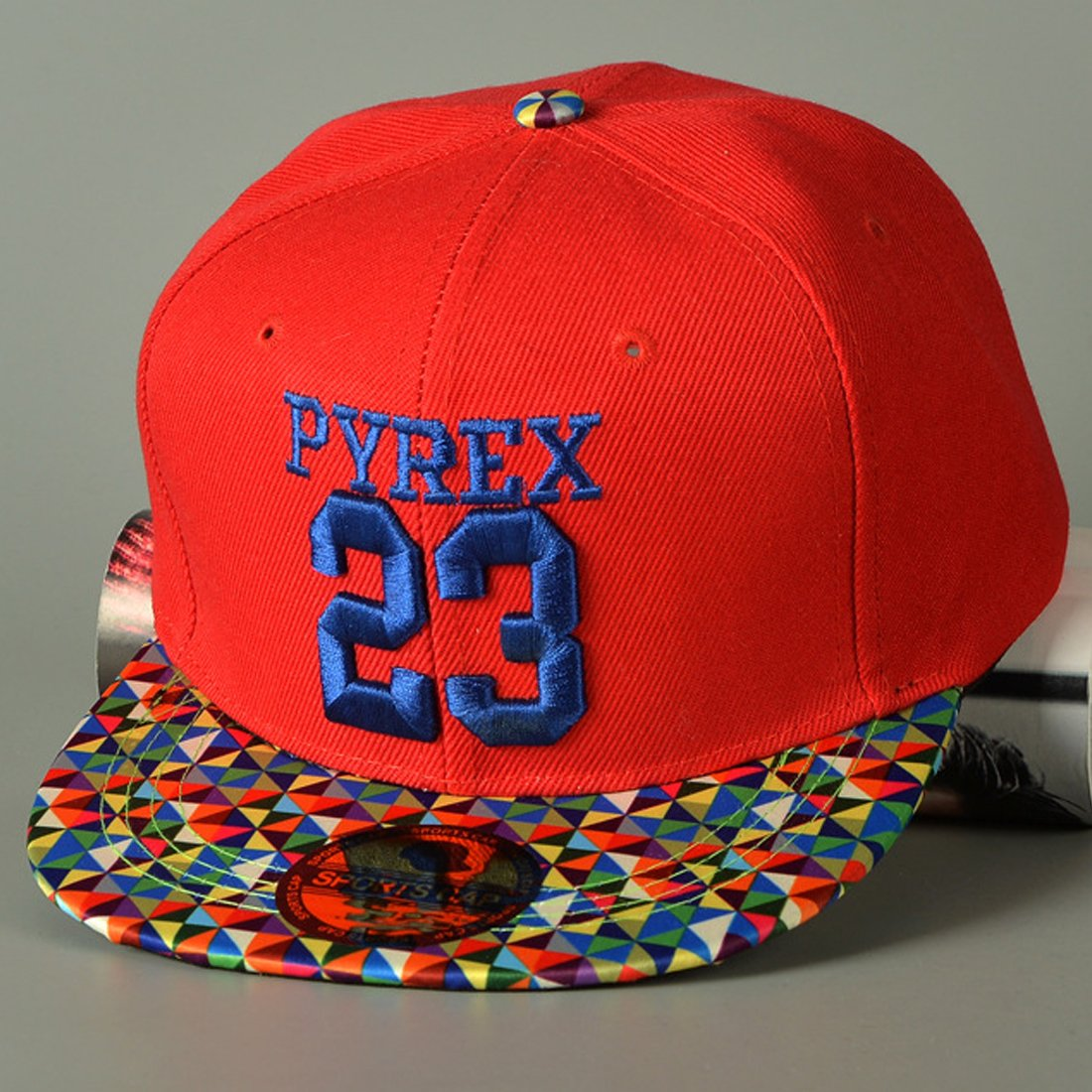 THENICE Bambino Hip Hop 23 Cappello Unisex Baseball cap