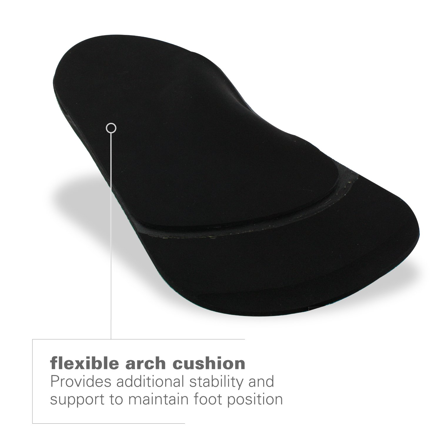 Spenco Rx Arch Cushion 3/4 Length Comfort Support Shoe Insole, Women's 5-6.5 by Spenco (Image #4)