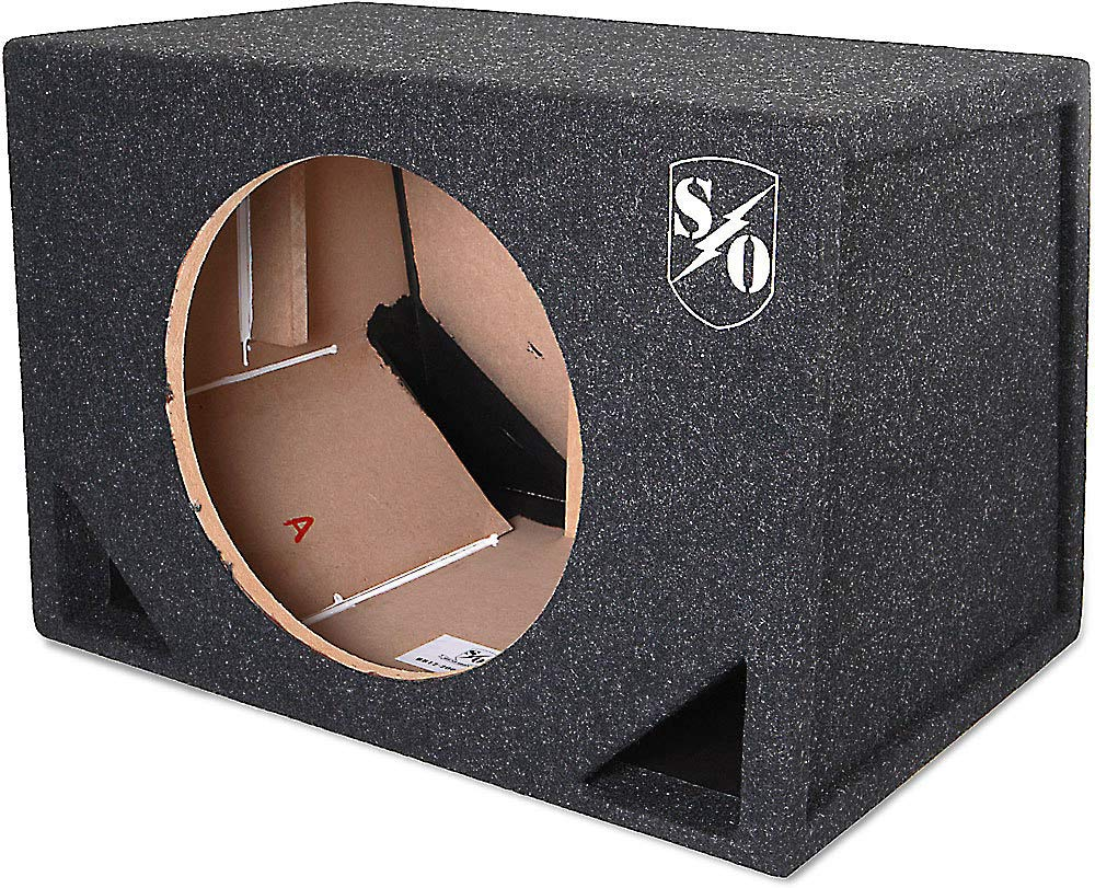Sound Ordnance BB12-200V Single 12'' Vented Box 1.8 cu.ft