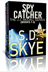 Spy Catcher: The J.J. McCall Novels (Books 1-3) Kindle Edition