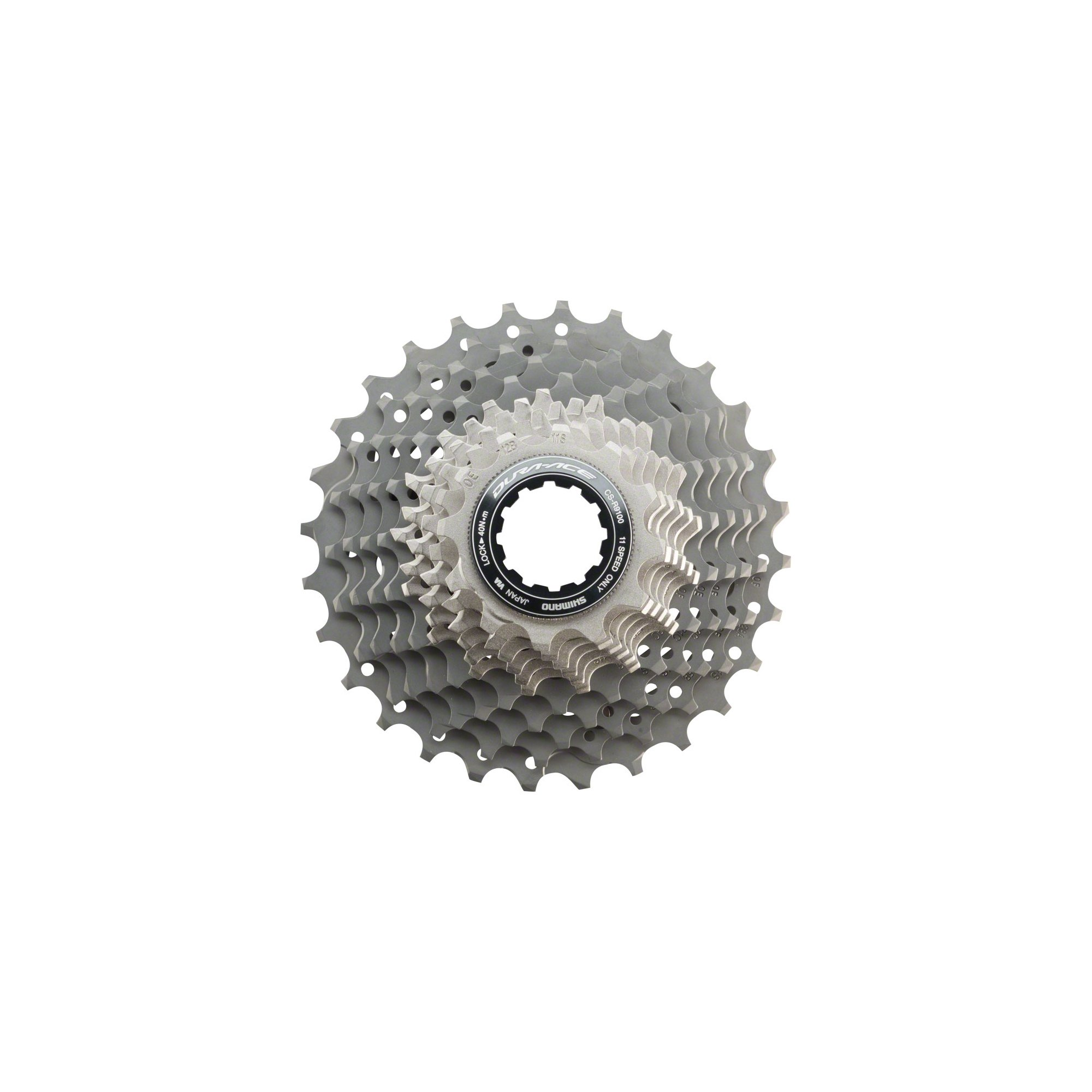 SHIMANO Dura-Ace CS-R9100 11-Speed Cassette One Color, 12-28 by SHIMANO