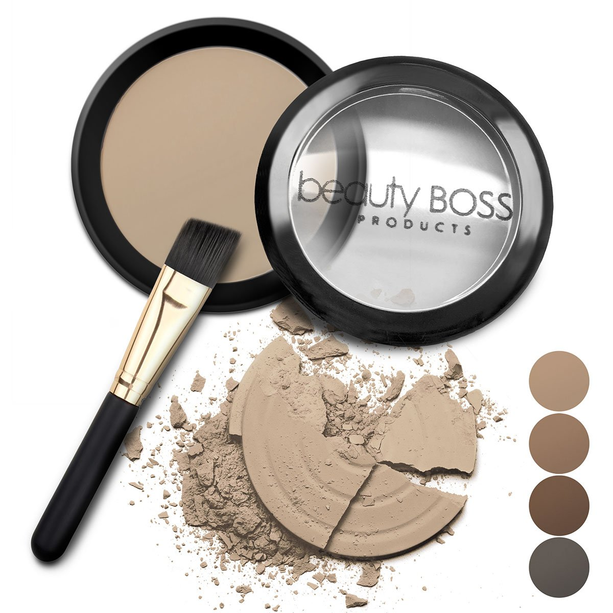 Amazon Eyebrow Powder Blonde Natural Fill In Eyebrow Makeup