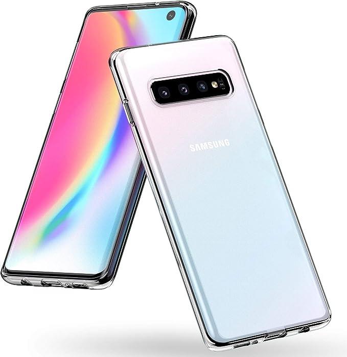 Syncwire Funda para Samsung Galaxy S10, Serie UltraFlex, Funda ...
