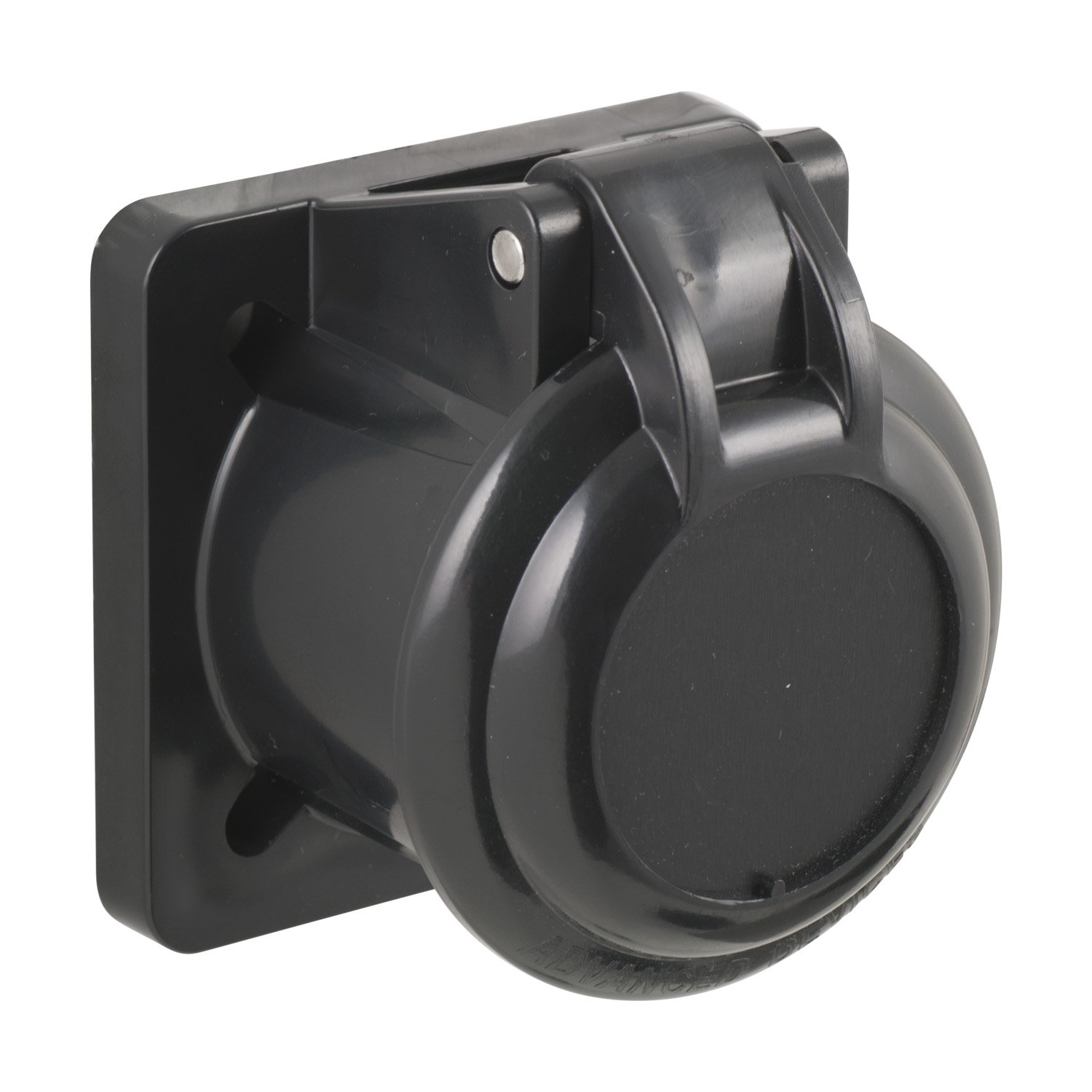 Marinco Power Products CLL3RN-A Black Cam Cover