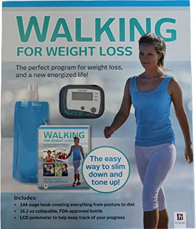 Amazon Com Walking For Weight Loss The Perfect Program For Weight