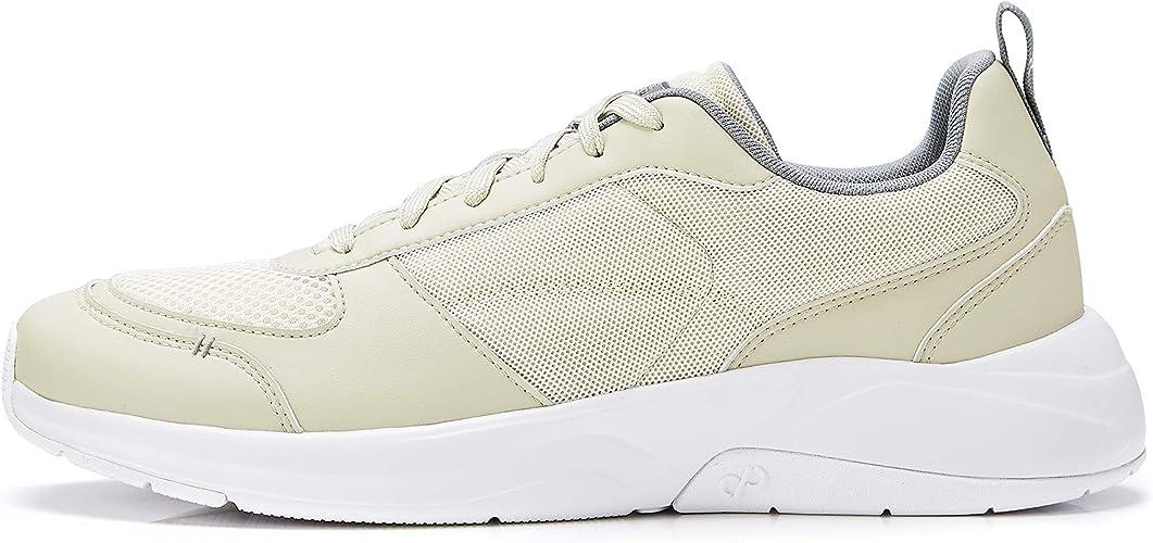by PUMA Men's Mesh Low-Top Sneakers