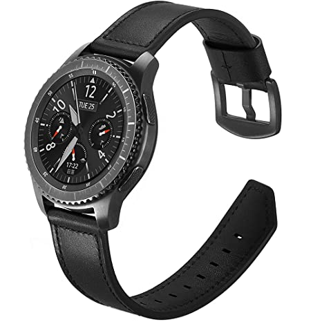 Aottom para Correas Galaxy Watch 46mm (Negro)