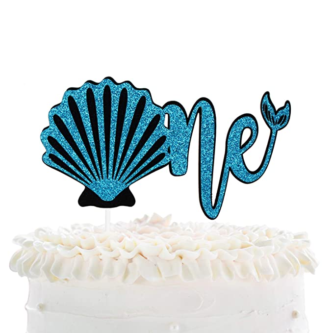 Baby on a SurfboardNautical cake topper First birthday cake topperNautical cake topper baby shower cake topper you choose the colors