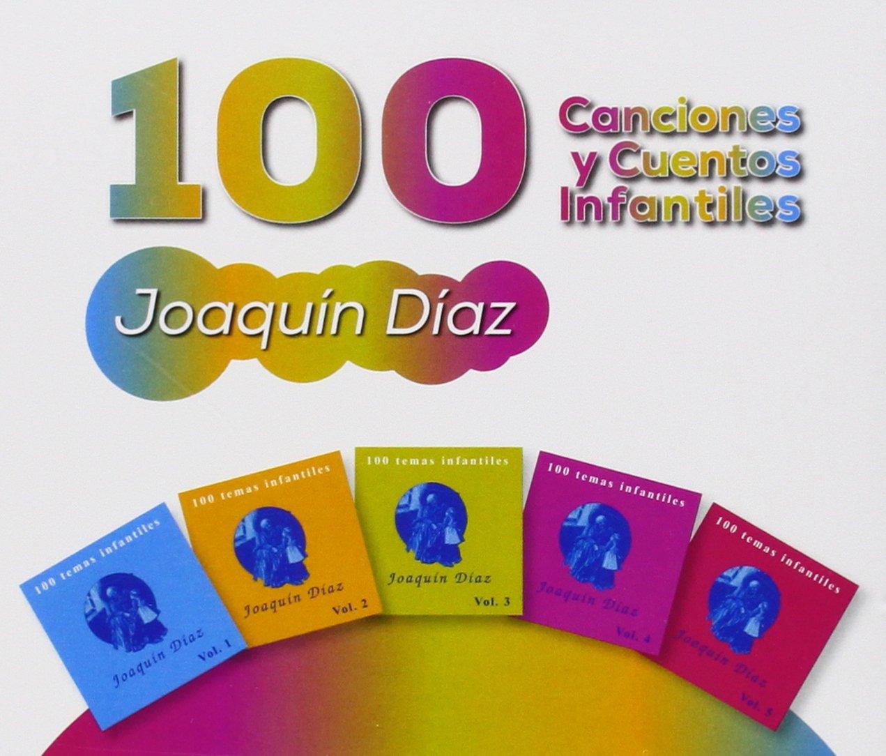 - JOAQUIN DIAZ-100 CANCIONES Y CUENTOS INFANTILES - Amazon.com Music