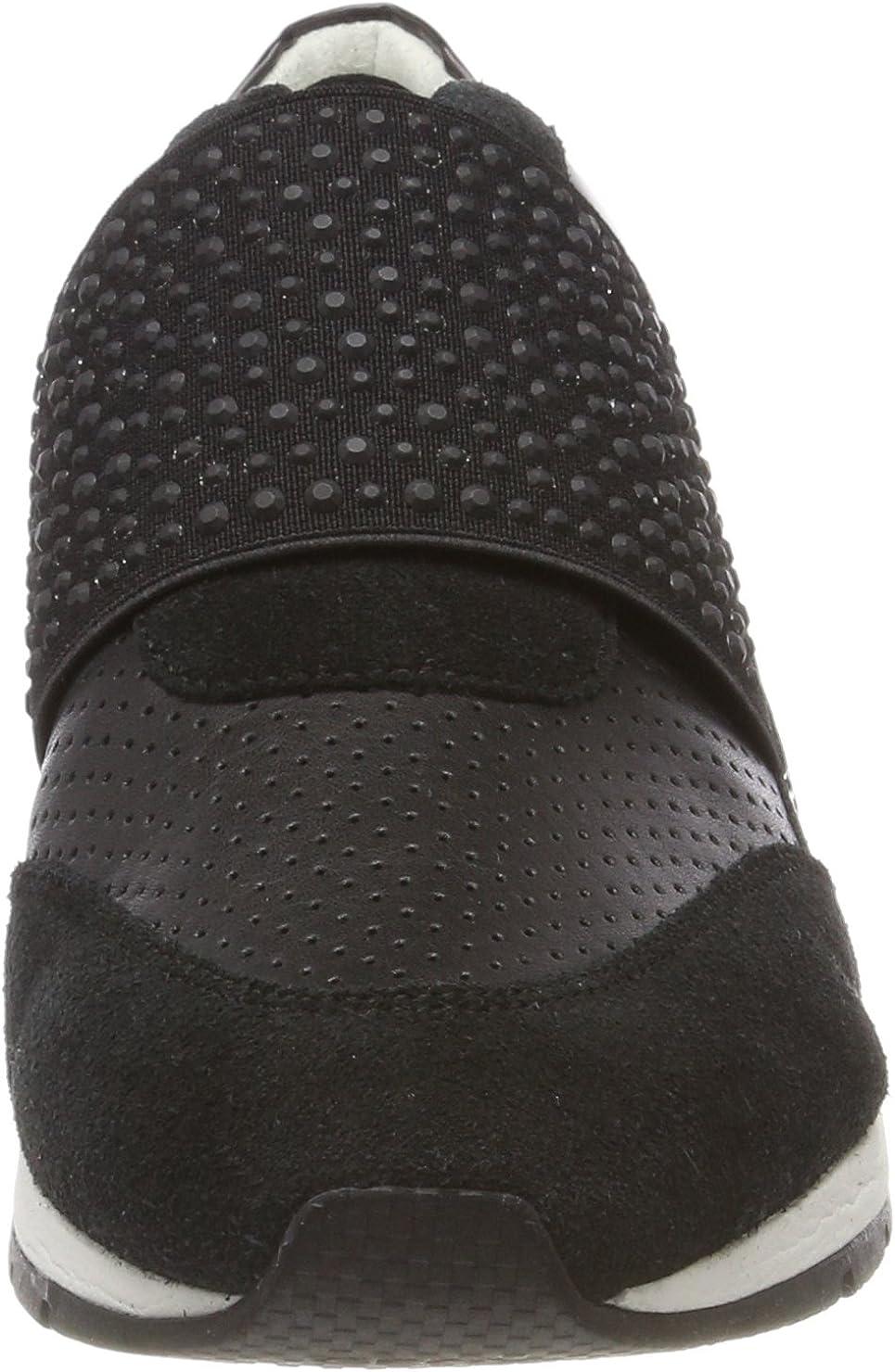 puesto Lo dudo Morgue  Amazon.com: Geox Women's D Shahira A Trainers: Shoes