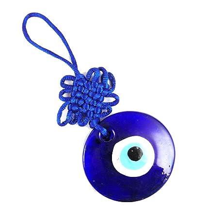 eshoppee Evil Eye Hanging for Home car Office Door Protector Nazar dosh  nivarak,Nazar surakhsa kavach Hanging, Door Hanging