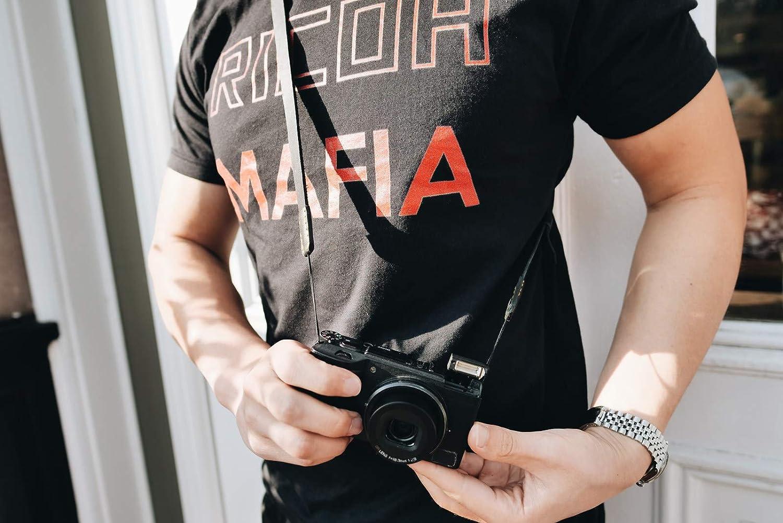 ERIC KIM NECK STRAP - Correa de piel hecha a mano para cámara ...