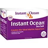 Instant Ocean Sea Salt for Marine Aquariums, Nitrate & Phosphate-Free