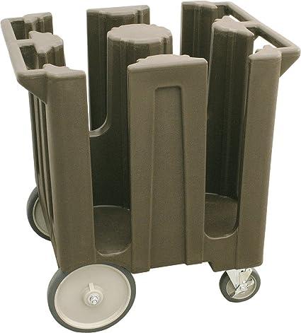 Para carrito cocina carro platos carrito transportador para coche plato 28 - 32 cm - Alta