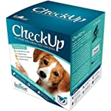 KIT4CAT CheckUp Kit at Home Wellness Test for Dogs, Telescopic Pole & Cup for Urine Collection & Test Strips for…