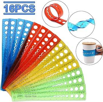 "Pack of 100} cm /& mm 15cm 6/"" Clear Plastic Shatterproof Rulers Bulk Class Pack"