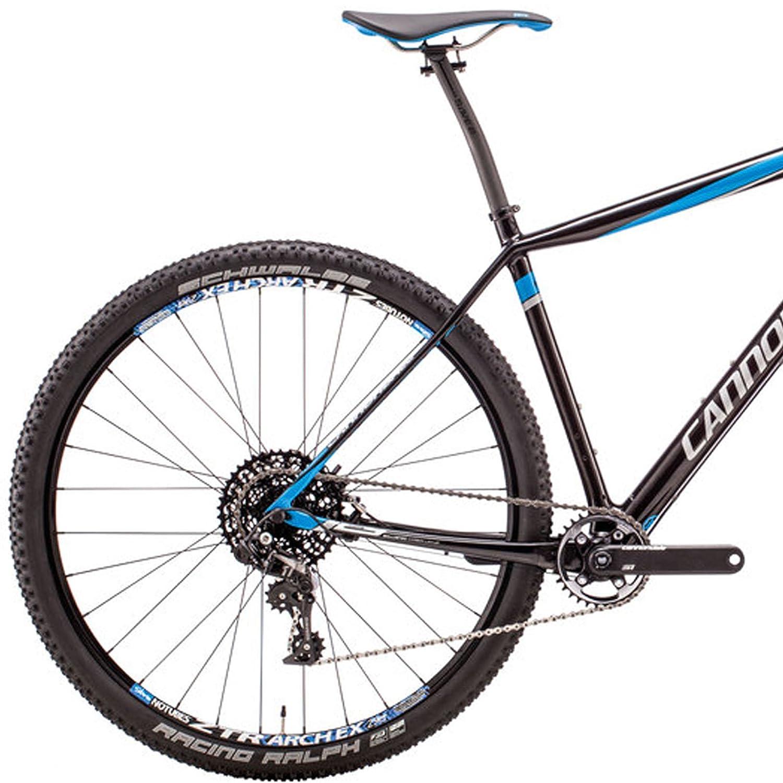 Cannondale FSI 29 carbono 2 2015 para bicicleta de montaña, color azul - x large (sin pantalla): Amazon.es: Deportes y aire libre