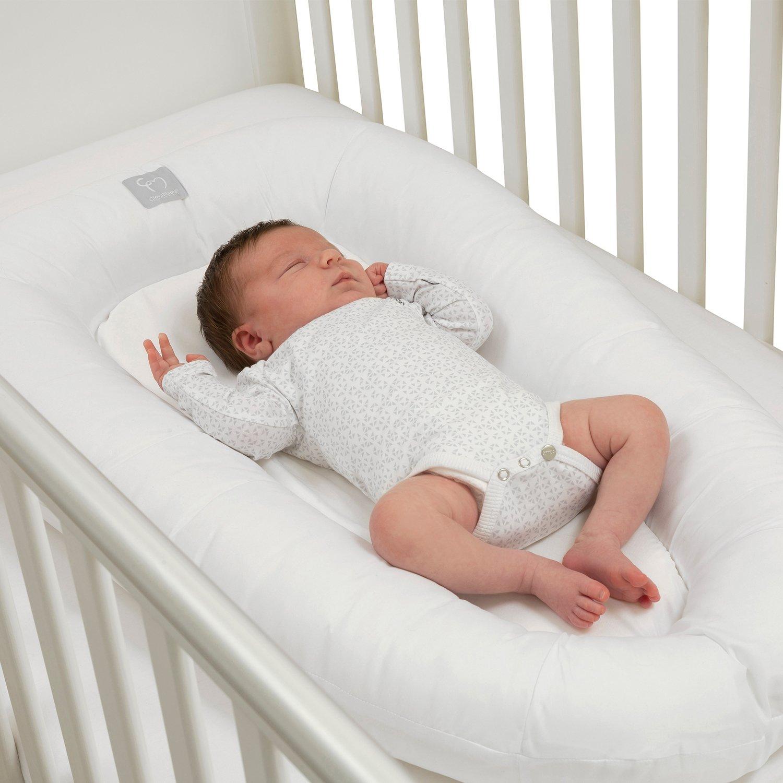 Clevamama - Reductor de Cama ClevaSleep - Nido para Bebés (0-6 meses ...